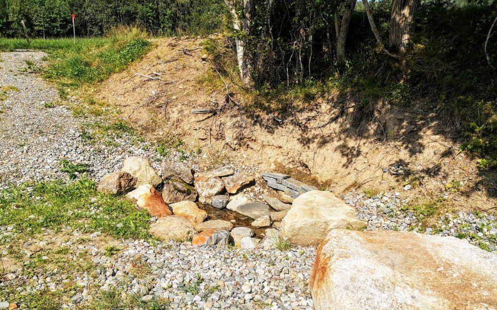 Pilgrim path St Olavsleden - Troset Gard