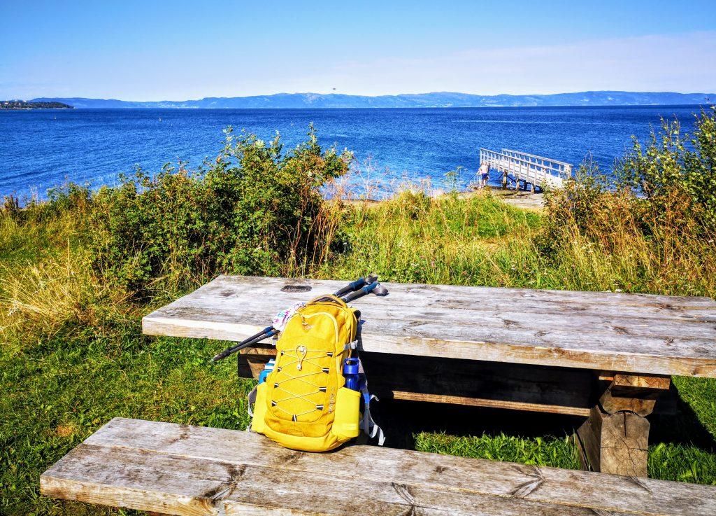 Relaxing along the coast - Olavsleden