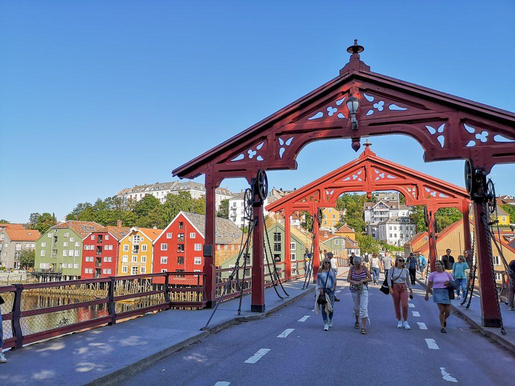 Gamle Bybro -Trondheim