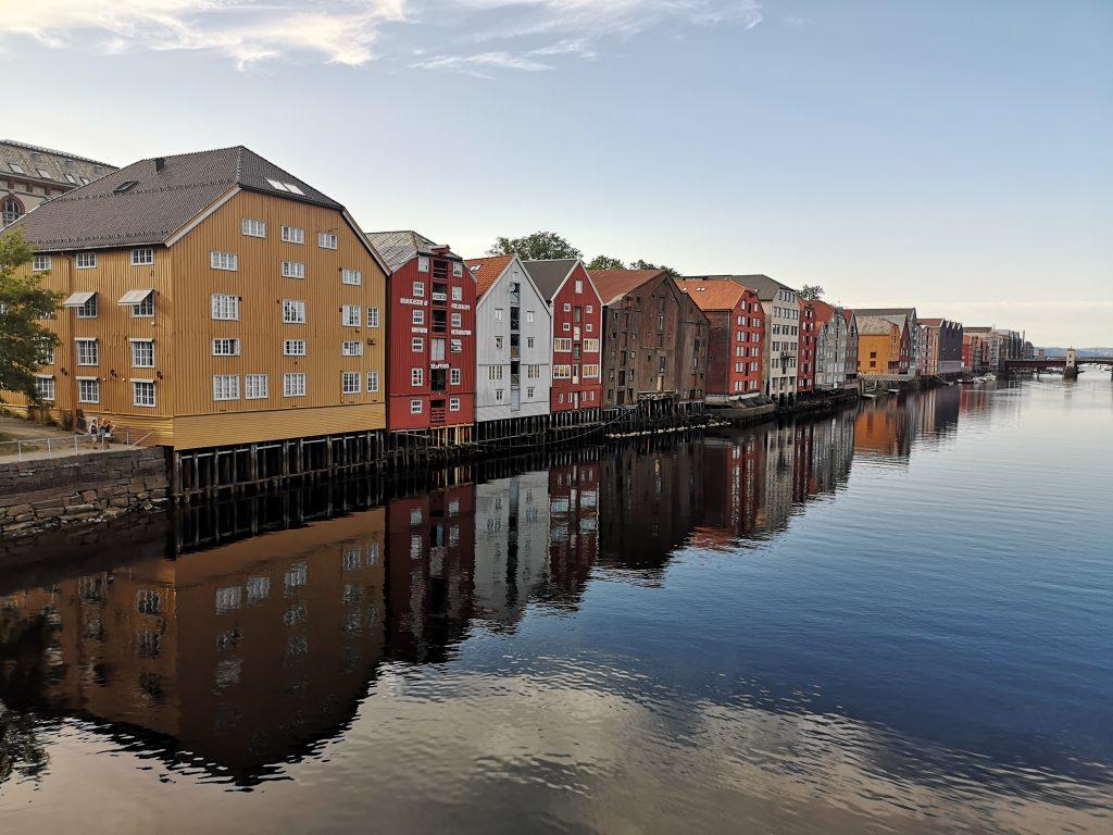 Historische werf - Trondheim