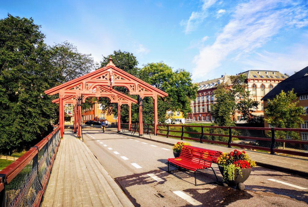 Gamle Bybro - Trondheim