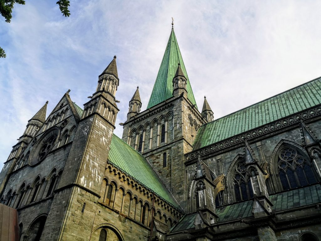 Nidaros Cathedral, Trondheim - Norway