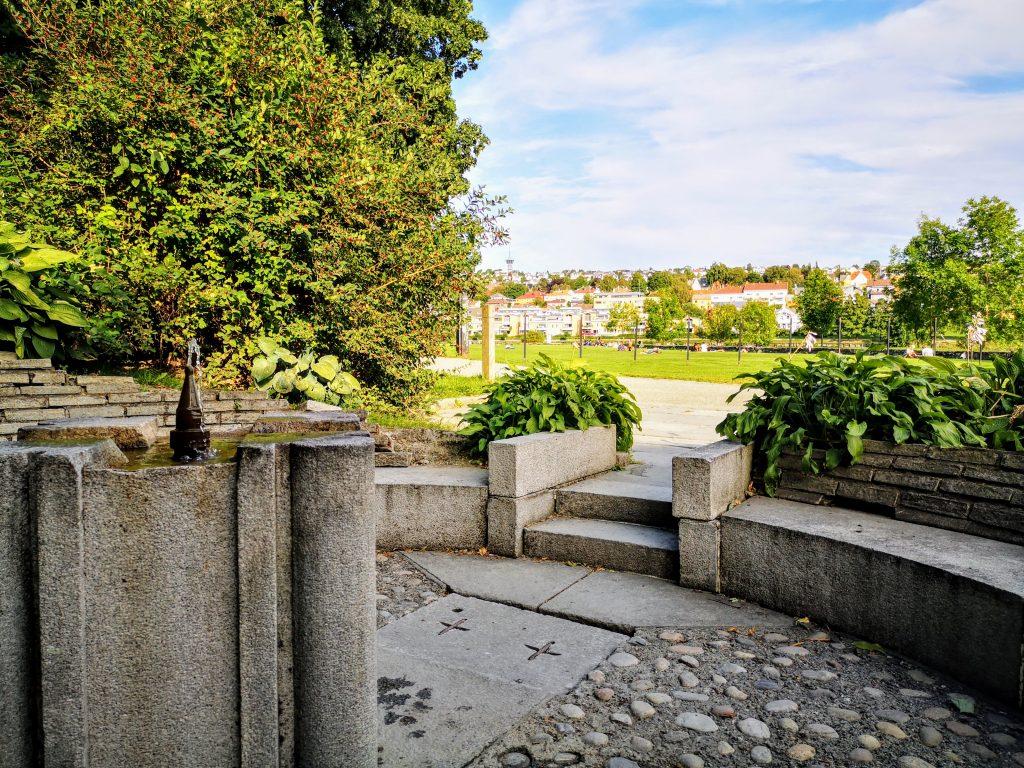 Hadrians Place - St Olavkilden - Trondheim, Noorwegen