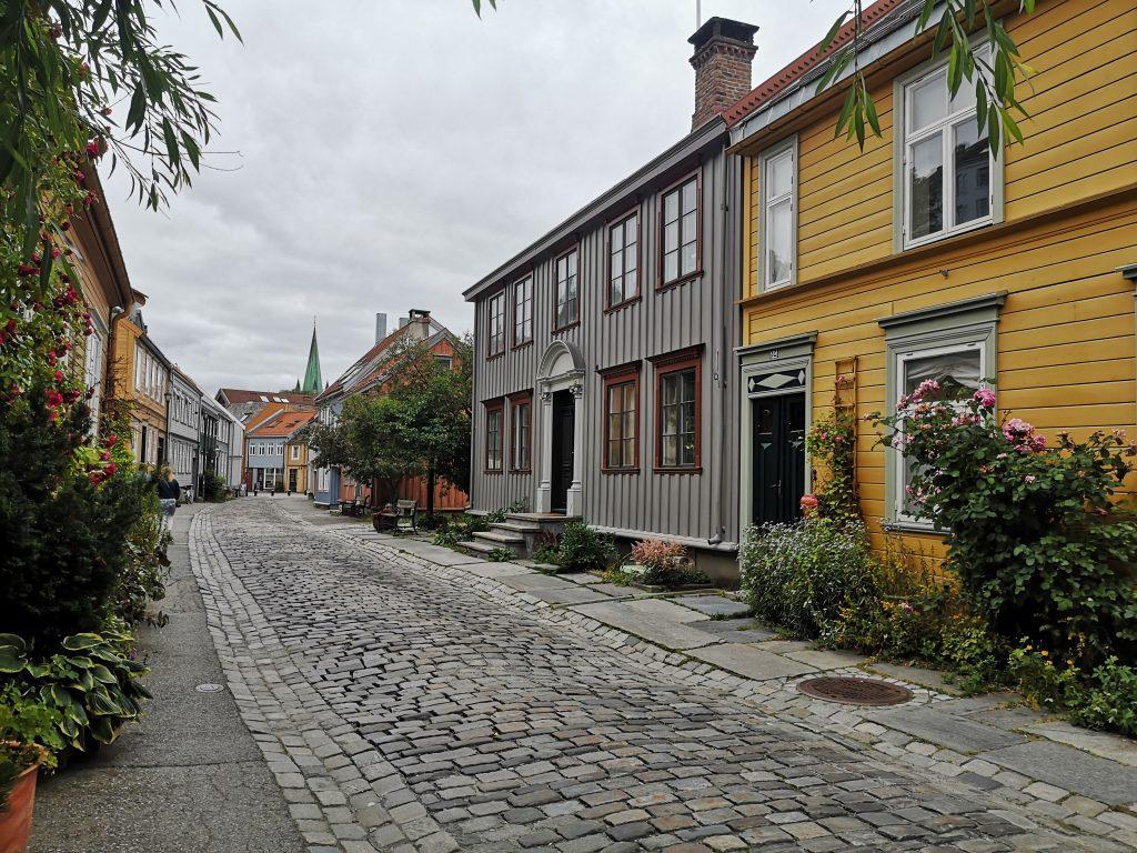 Bezienswaardigheden Trondheim - Noorwegen