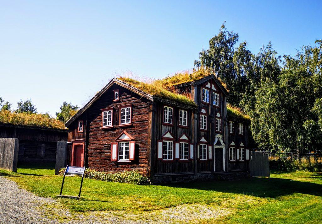 Sverreborg - Trondheim, Noorwegen
