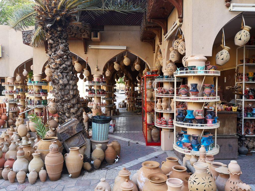 Souq in Nizwa, Oman