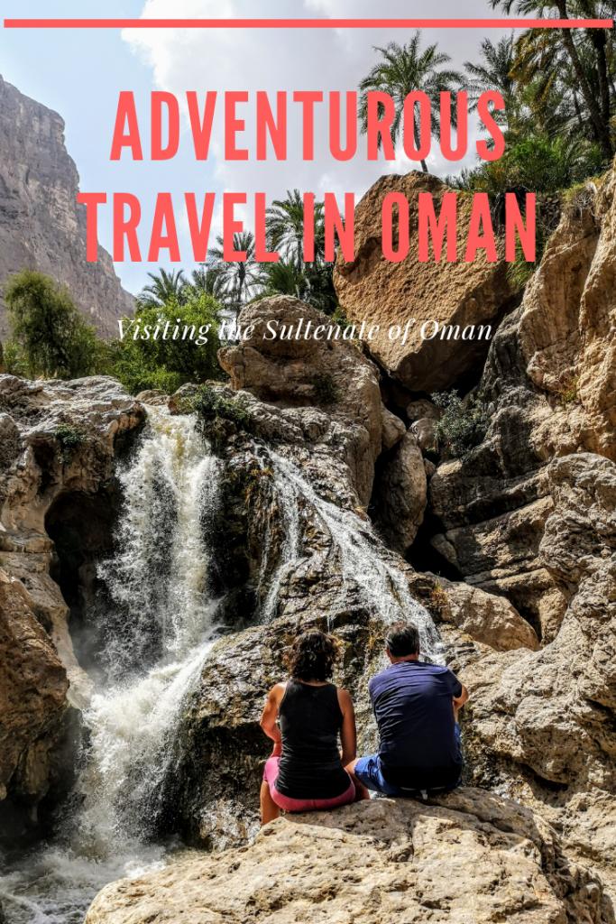 Avontuurlijke rondreis Oman