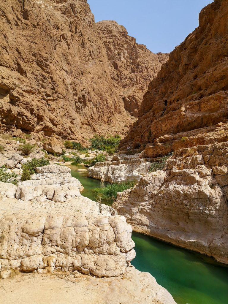 Adventurous Travel in Oman