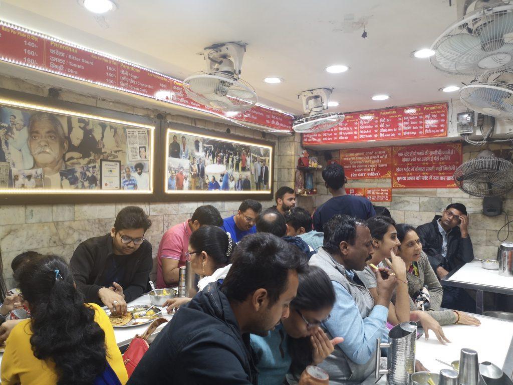 Delhi Food Walk - Chandni Chowk, New Delhi - Parantha Wali Gali