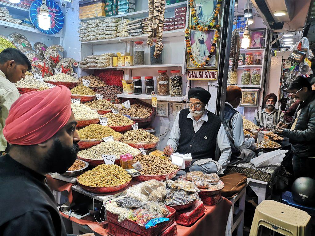 Spice Market - Delhi, India