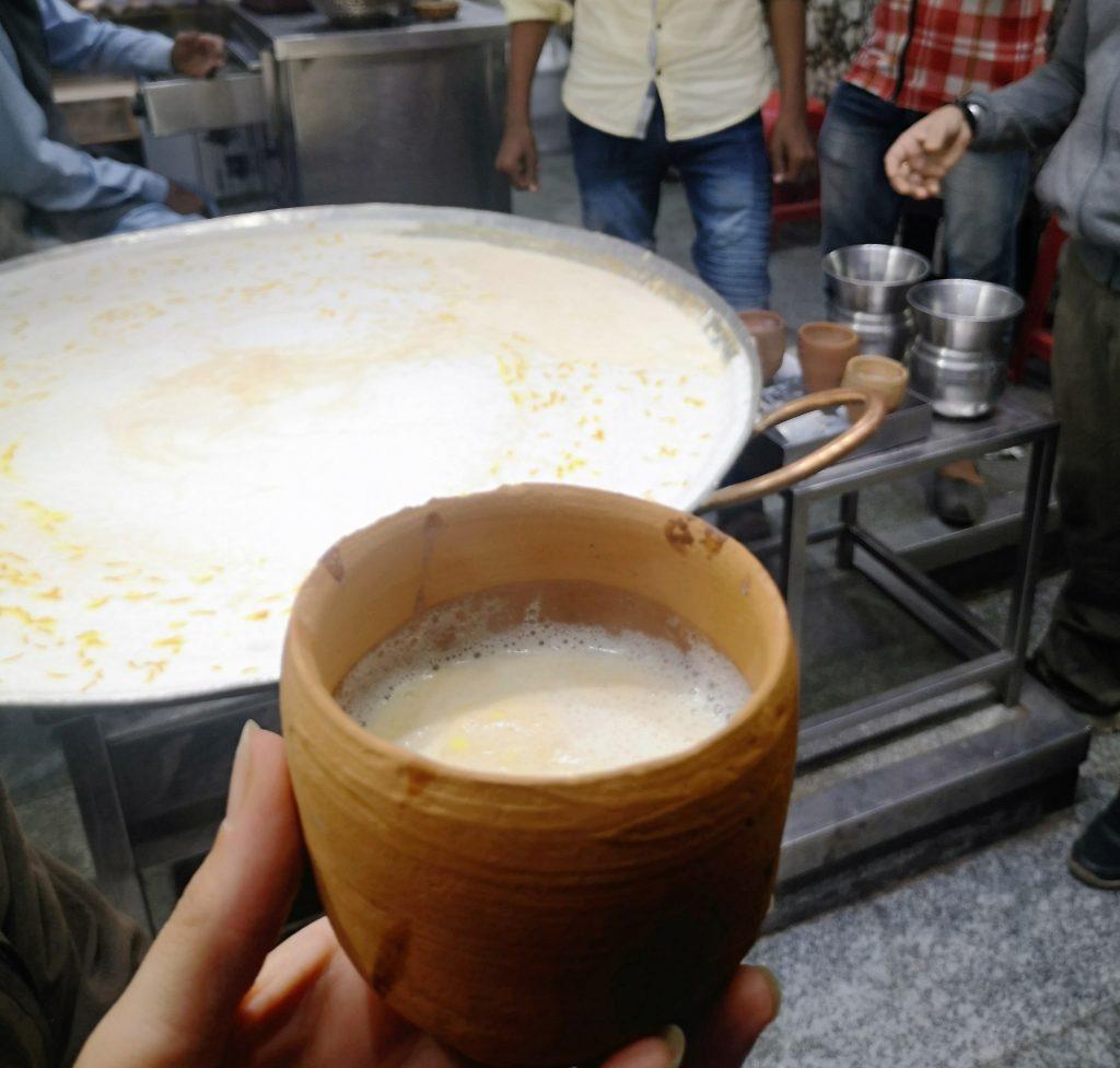 Winter drankje Delhi