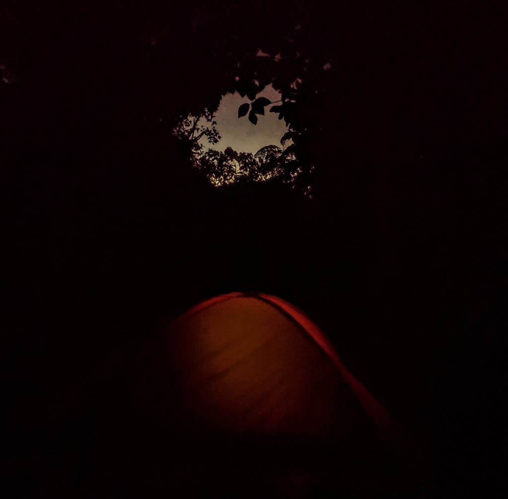 Vulcano Camping Gunung Marapi - Sumatra, Indonesia