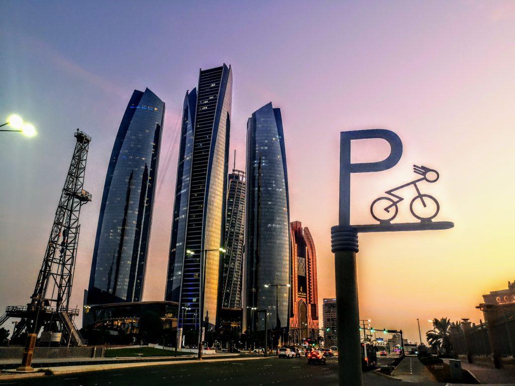 Abu Dhabi - Corniche Street