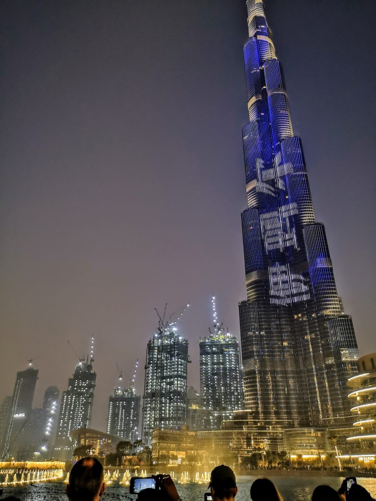 Burj Khalifa at Dubai Mall