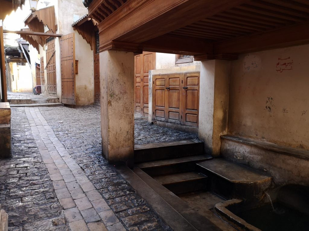 Travel Guide Fez - The Old Streets of the Medina