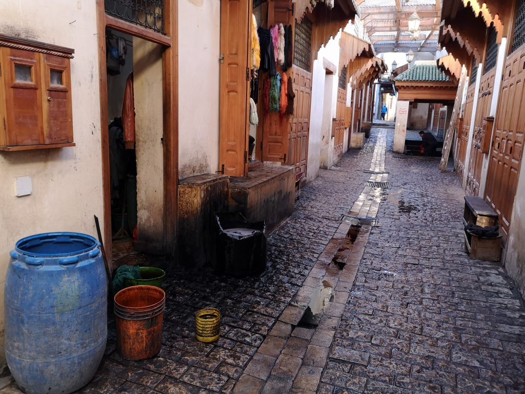 Travel Guide Fez - Medina