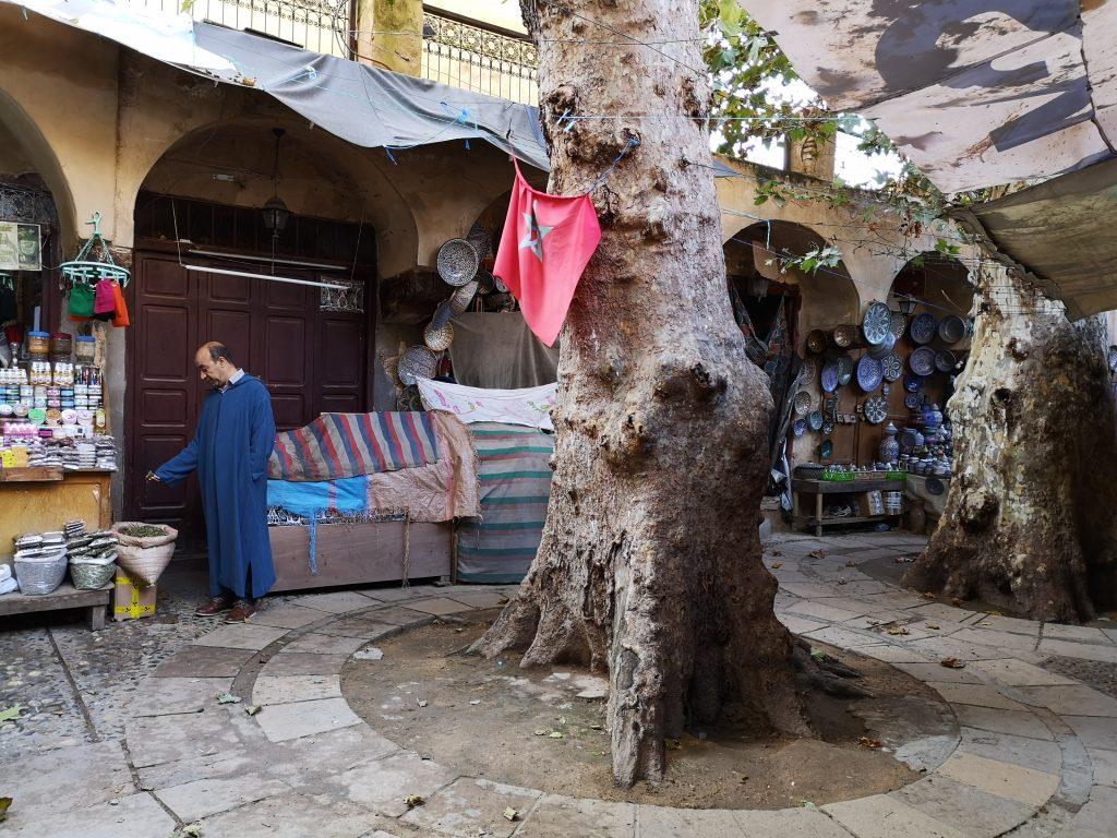 Bezienswaardigheden Fes marokko