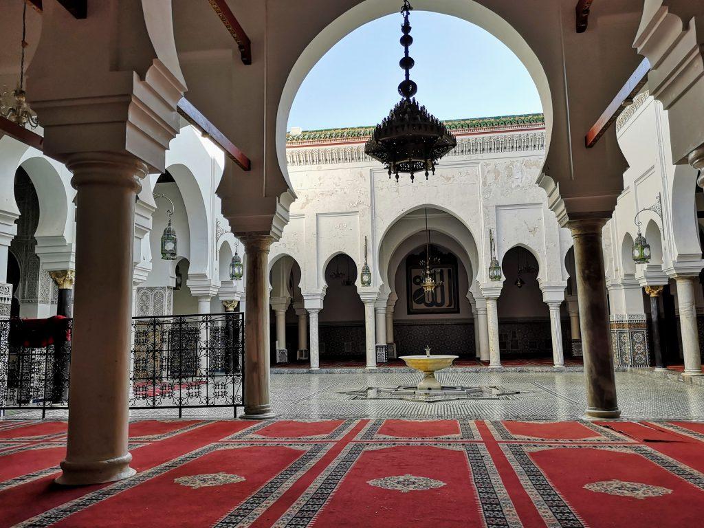Bezienswaardigheden Fes marokko - Moskee