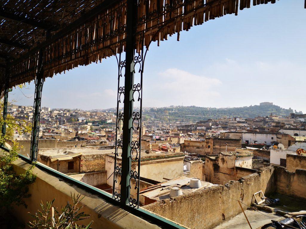 Bezienswaardigheden Fes marokko - Rcif