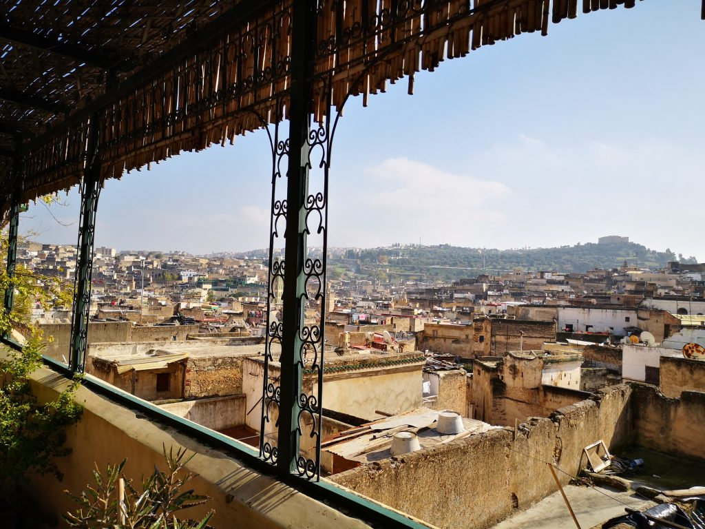 Travel Guide Fez - Rcif