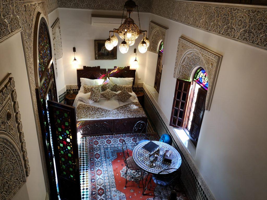 Travel Guide Fez - Riad Rcif