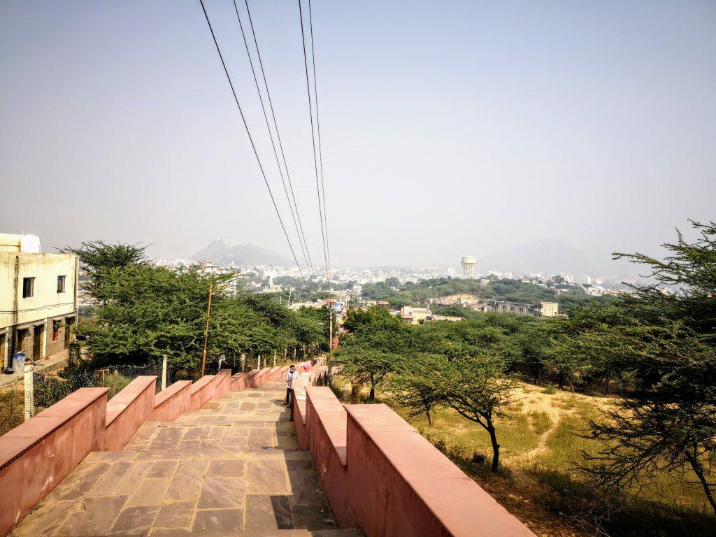 Savriti Temple Pushkar, Rajasthan