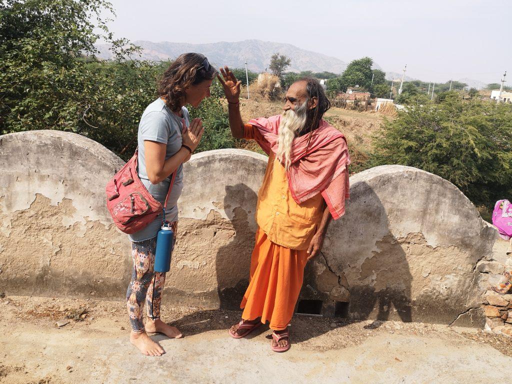 Visit Aloo Baba - Pushkar, Rajasthan, India
