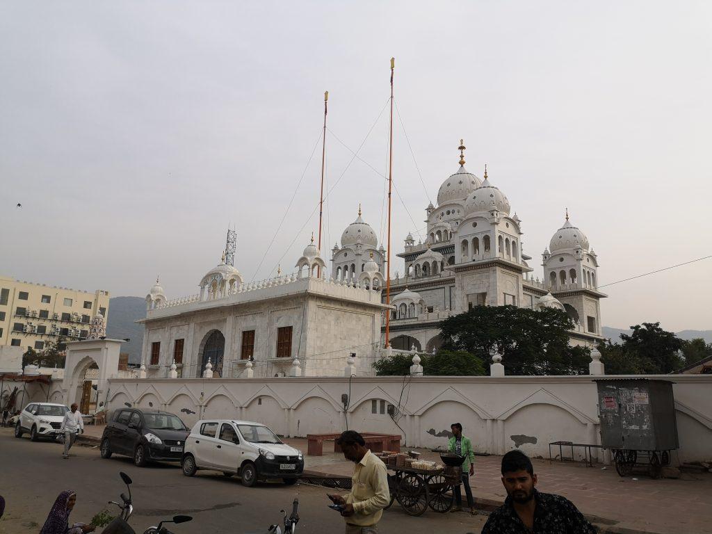 Sikh Temple Gurudwara Sahib- Pushkar