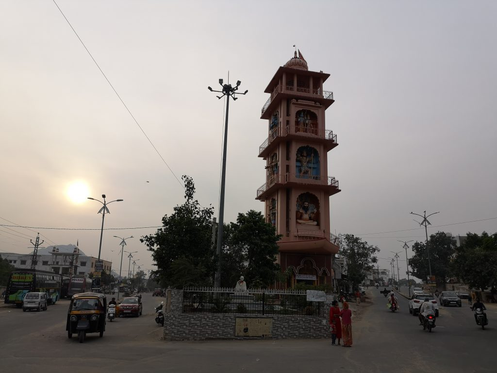 Navkhandiya Balaji Hindu temple - Pushkar