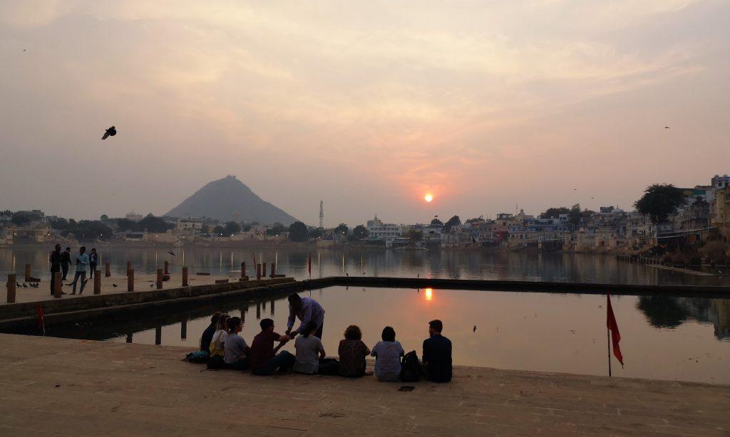 Pushkar ontdekken - Rajasthan, India