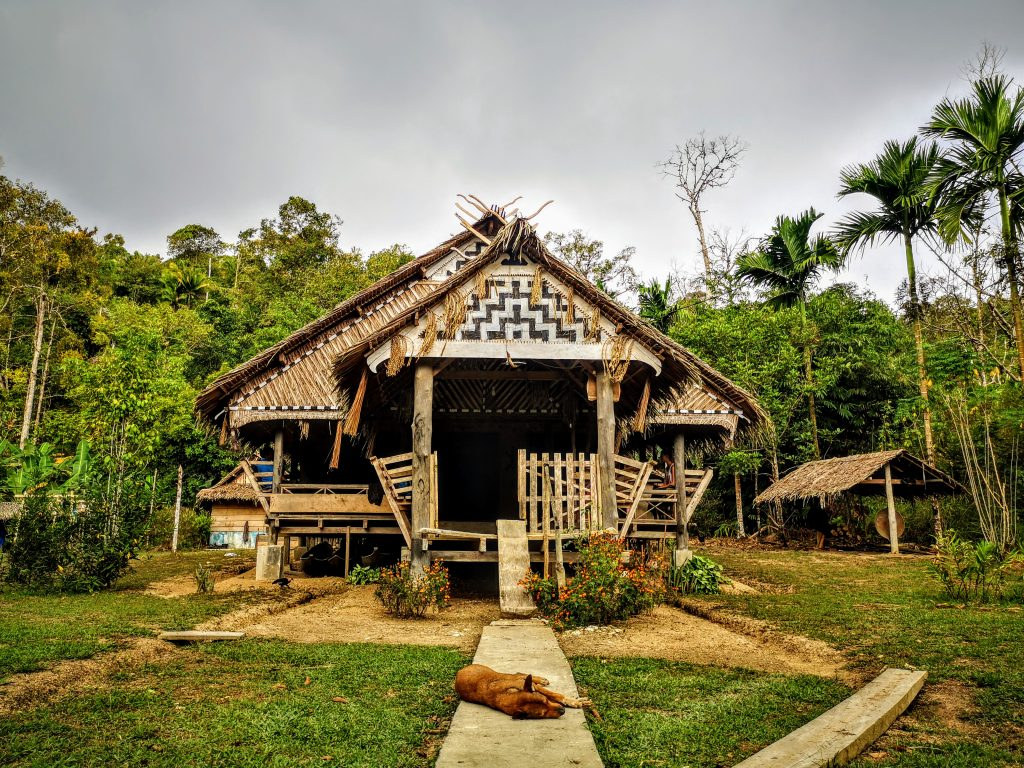 Siberut, mentawai - Sumatra, Indonesie