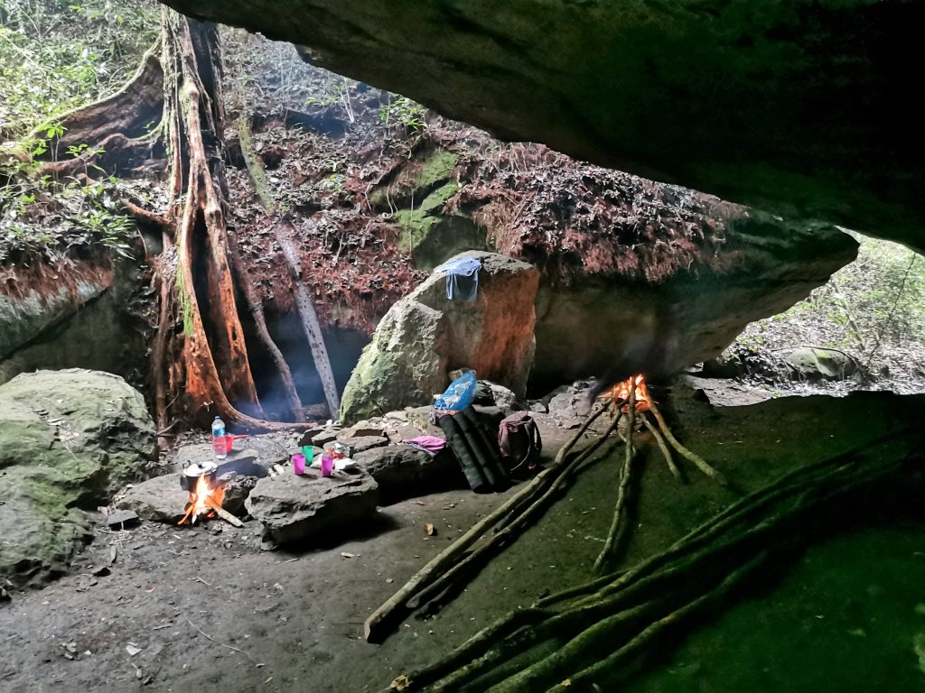 Adventurous Travel: Sleeping in a Cave - Harau Valley, Sumatra