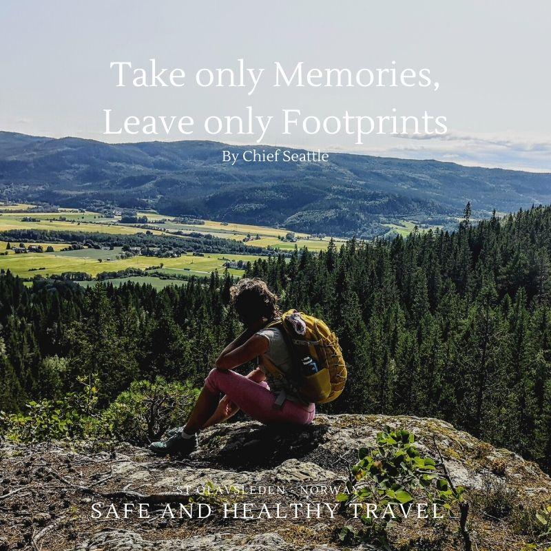 Duurzaam reizen is hot - Wandelvakantie Noorwegen