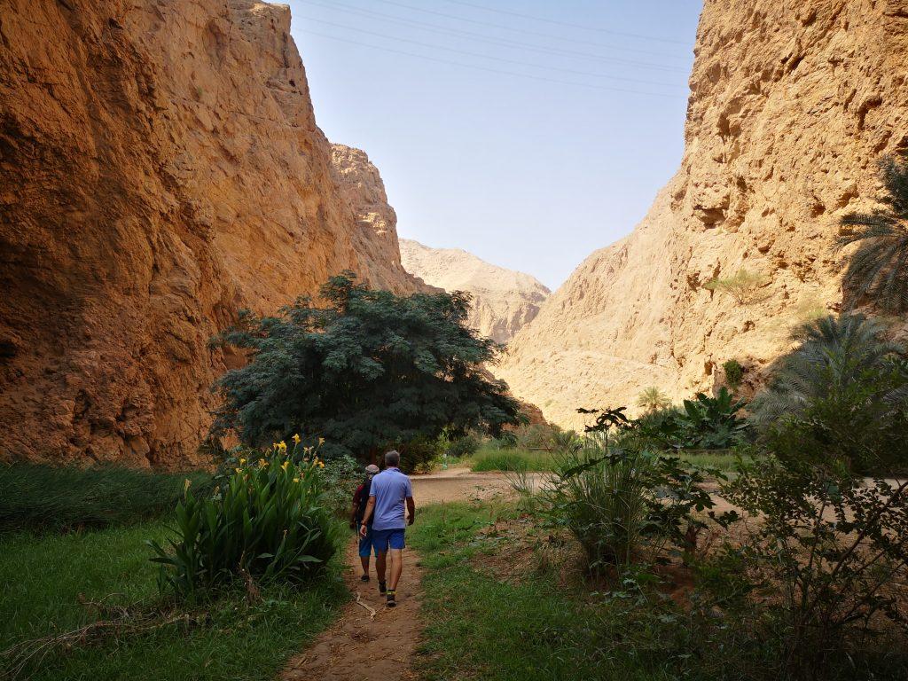 Wadi Shab - Sur, Oman