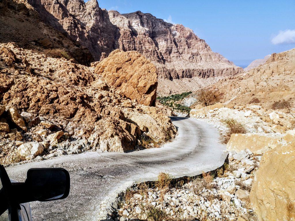 Adventurous Travel in Oman