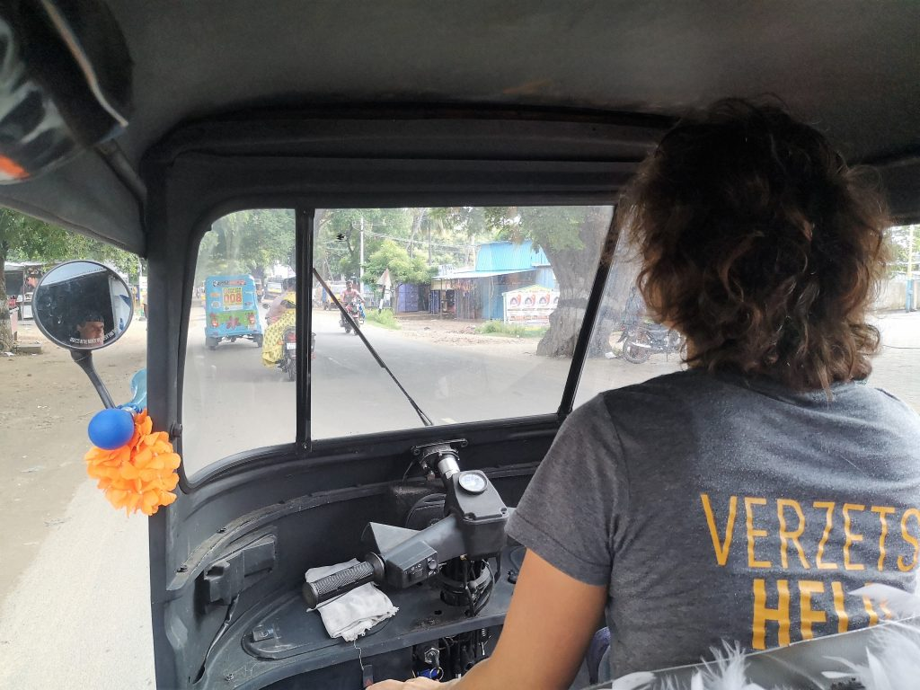 Rickshaw Ride - Delhi guide