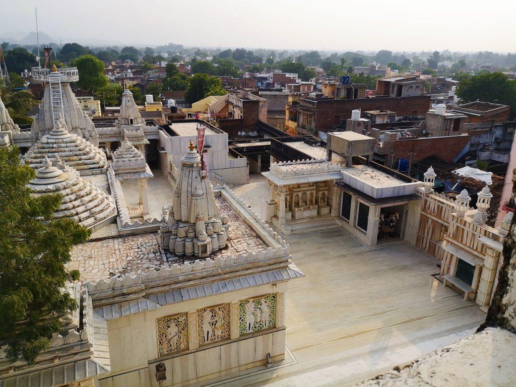 Jain Temple Ghanerao