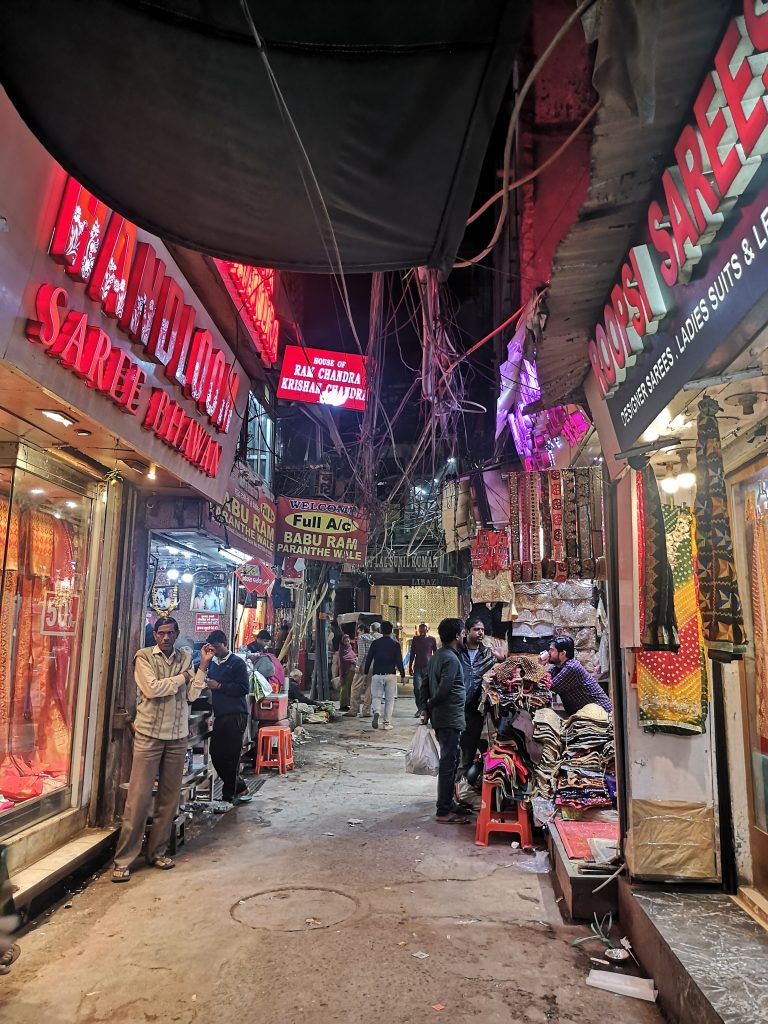 Chandni Chowk - New Delhi