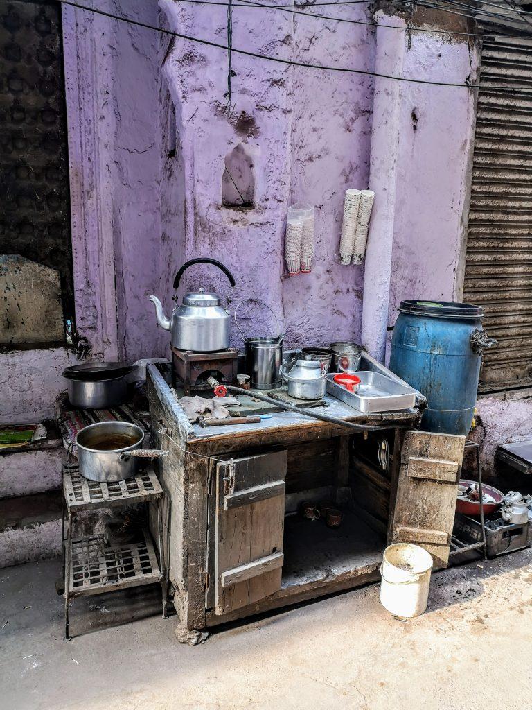 Streets of Chandni Chowk - Delhi