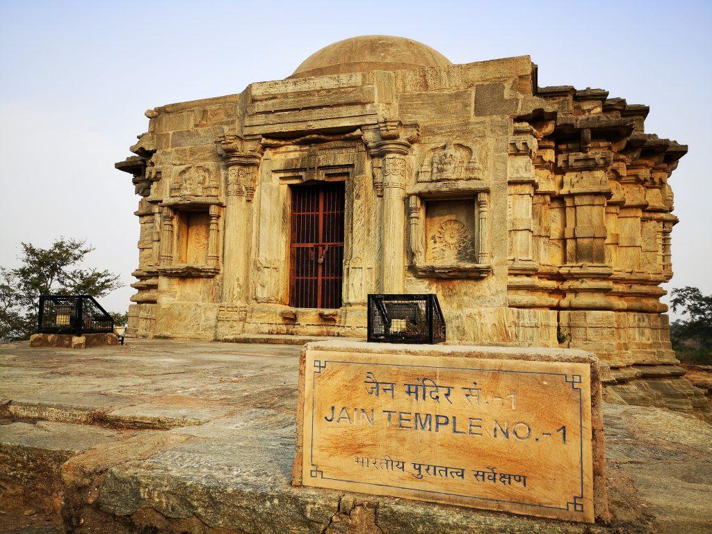 Kumbhalgarh Fort - Ghanerao - Rajasthan, India