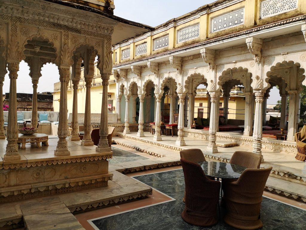 Kumbhalgarh Fort & Ranakpur Jain Tempel - Ghanerao - Rajasthan, India
