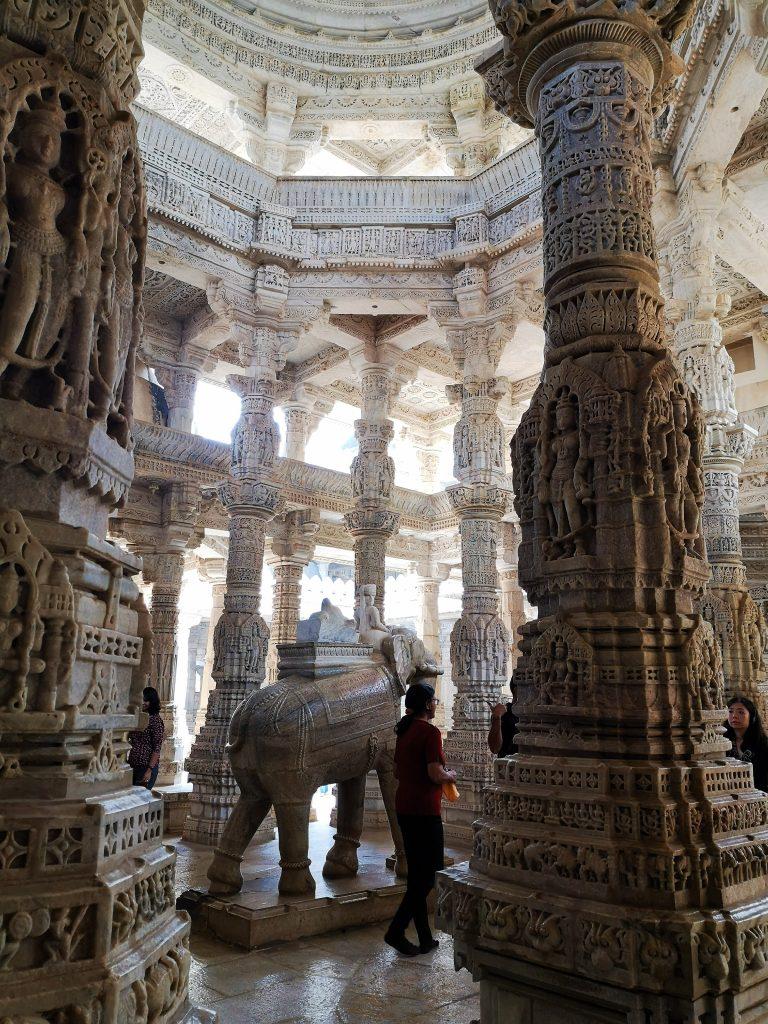 Ranakpur Jain Temple - Ghanerao - Rajasthan, India