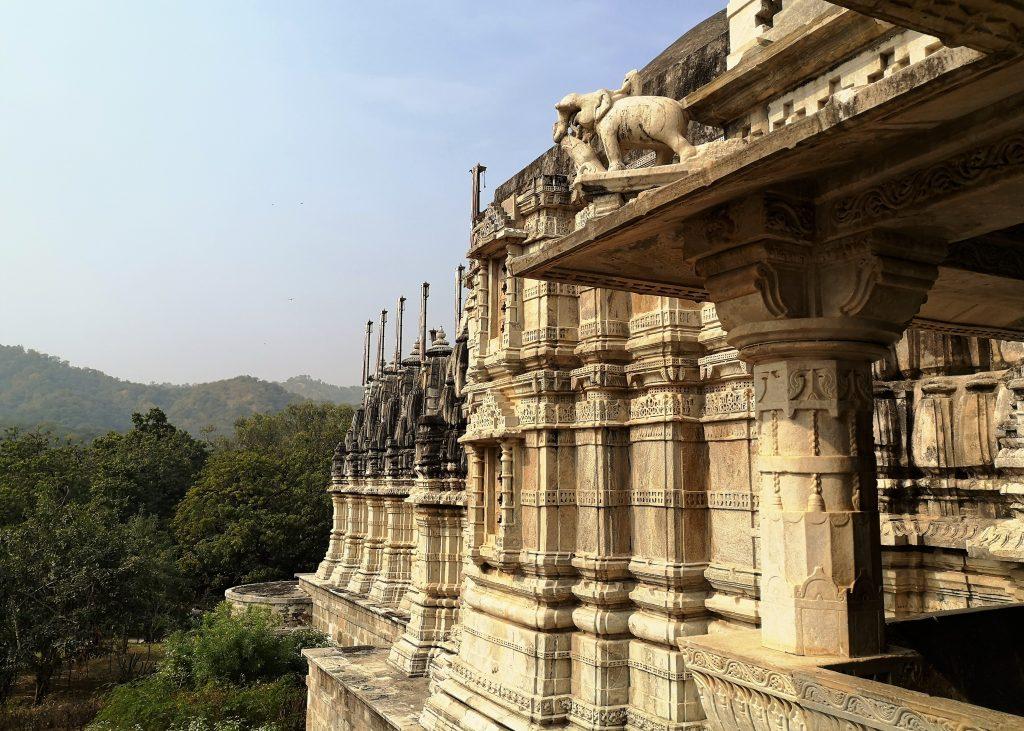 Kumbhalgarh Fort & Jain Temple Ranakpur - Ghanerao, Rajasthan - India