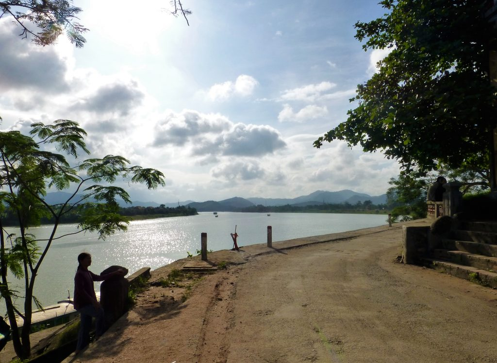 Thien Mu Pagode - Hue Vietnam