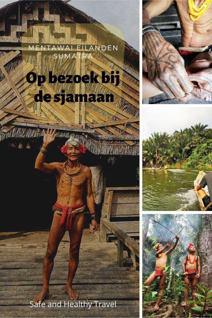 Op bezoek bij de sjamaan - Mentawai