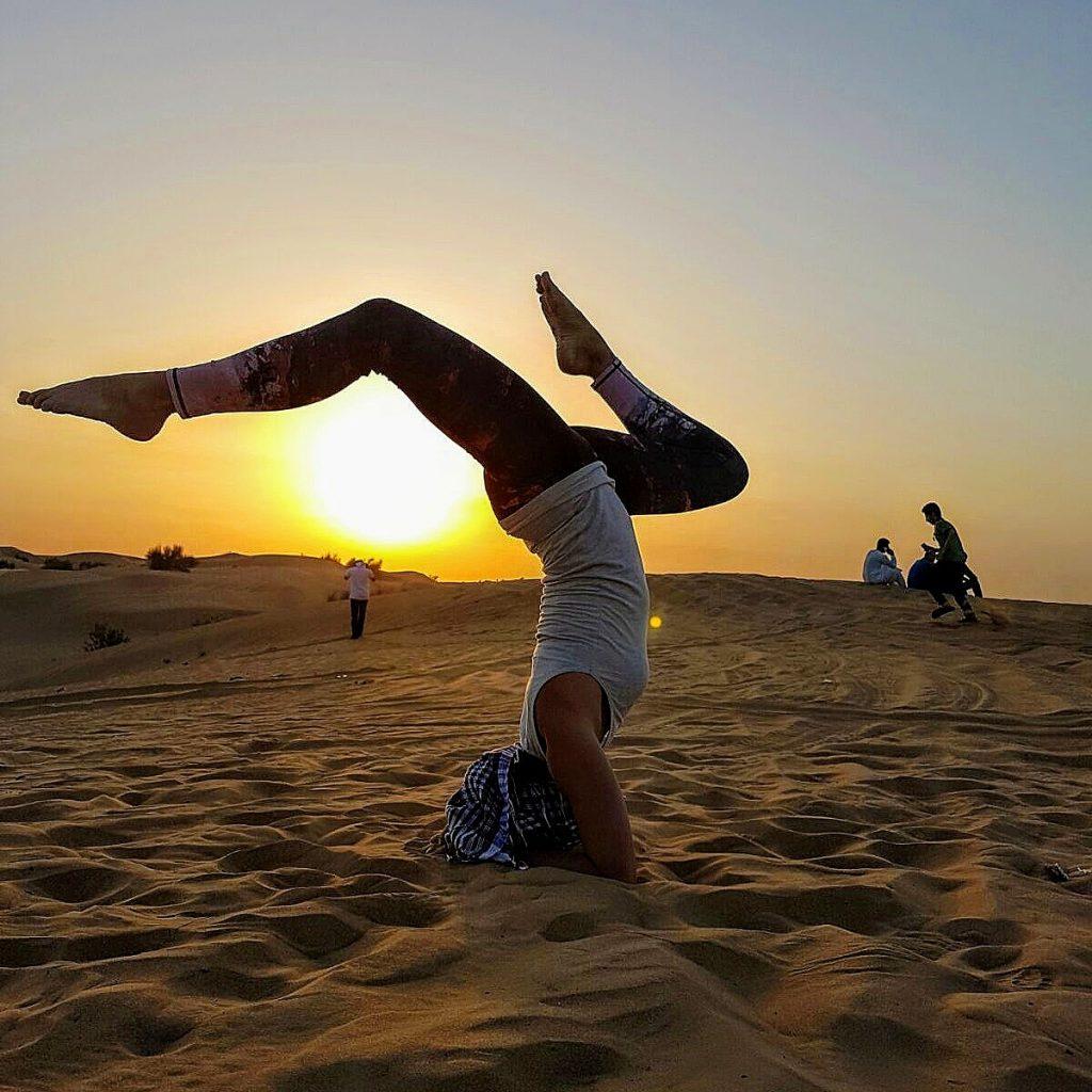 De Handstand is een Must - Yoga - Adho Mukha Vrksasana