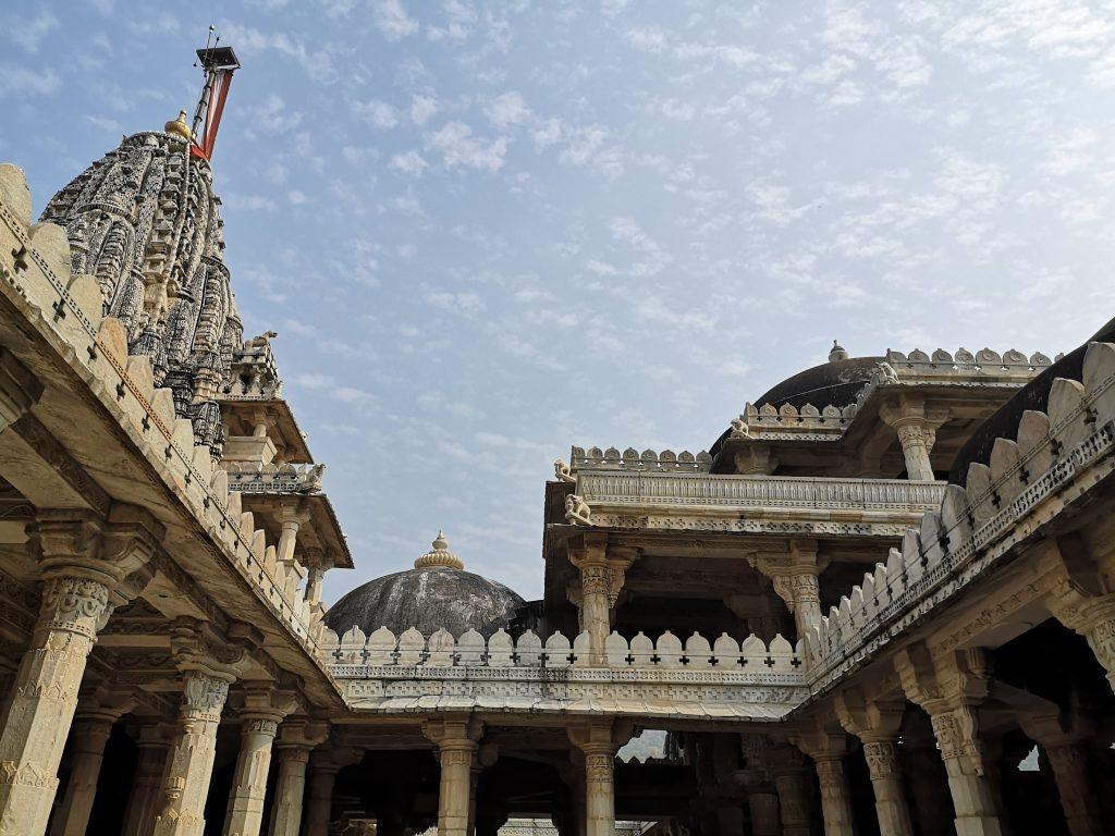 Khumbalgarh Fort and Ranakpur Temple