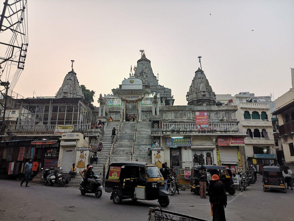 Jagdish Temple Udaipur - Rajasthan, India