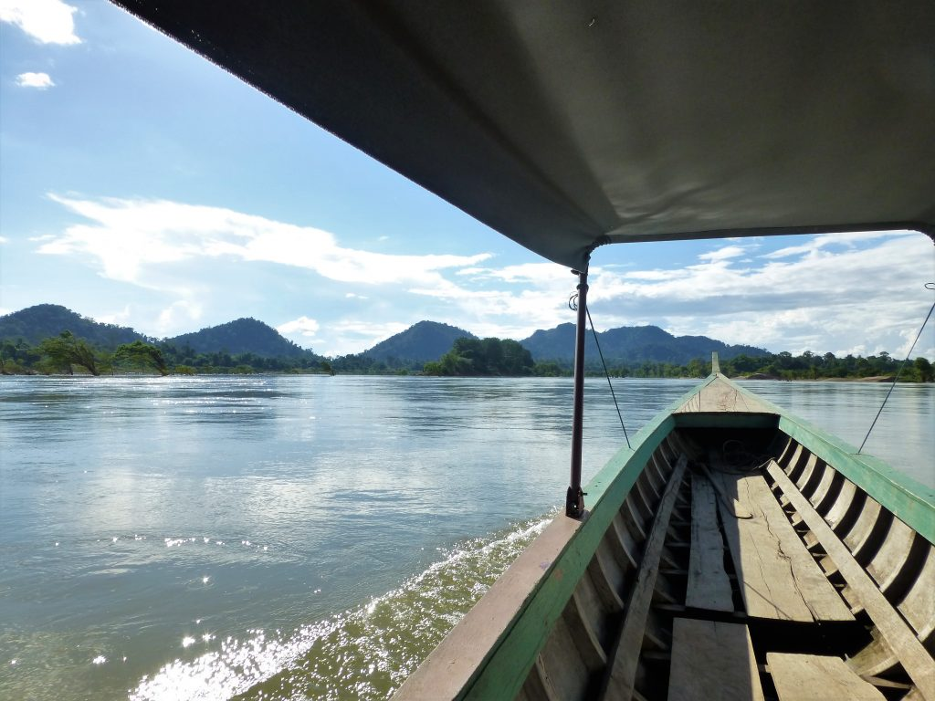 Four Thousand Islands - Si Phan Don, Laos