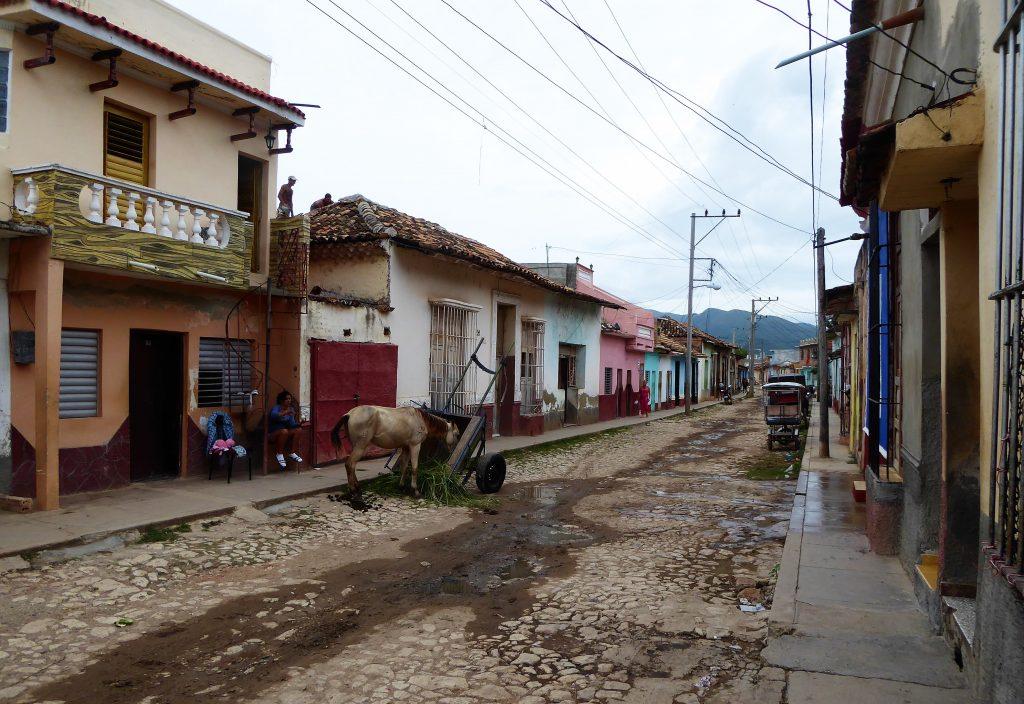 Straten van Trinidad - Cuba